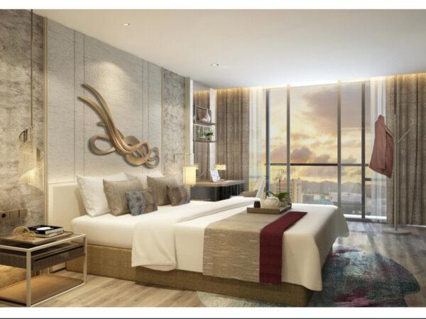Apartemen Mewah pertama di Makassar, 31 Sudirman Suites. Premier Suites Room