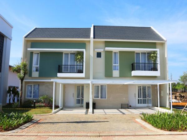 Cluster Beryl Residence, Hunian Bergaya Modern di Kawasan Summarecon Mutiara