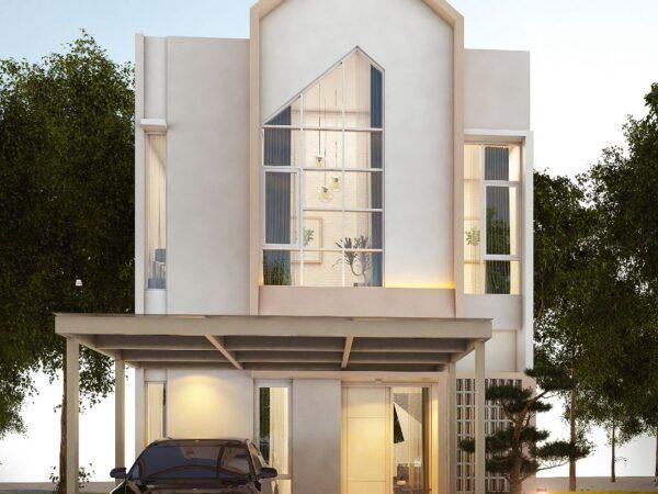 Vilava Land Ramang, Rumah 2 Lantai 68/84 Desain Cantik, Harga Sangat Terjangkau