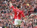ronaldo brace manchester united
