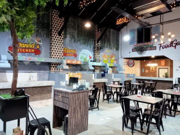 Disewakan Food Court Kapasitas 26 tenant di Jalan Sumba Makassar